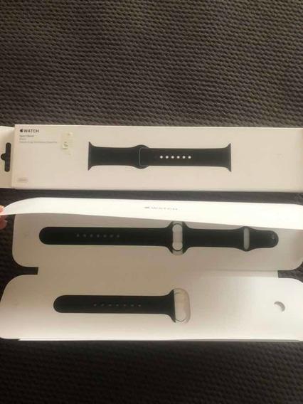 Extensible Apple Watch 38 Mm Negro