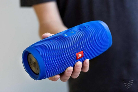 Caixa De Som Jbl Charge 3+ Android iPhone Celular