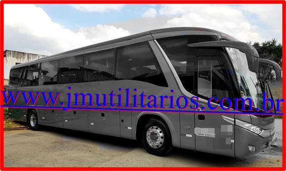 Paradiso 1050 G7 Ano 2011 Volvob7r 46l Completo Jm Cod.766