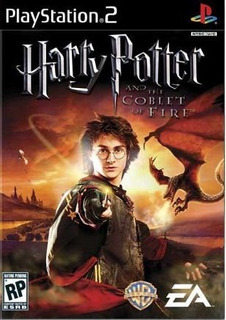 Harry Potter And Goblet Of Fire Ps2 Caja Y Manual Original