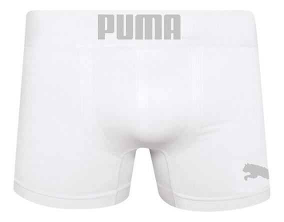 Cueca Masculina Puma Boxer Sem Costura