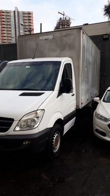 Mercedes-benz Sprinter Chassi 2.2 Cdi 311 Street Rs Curto 2p