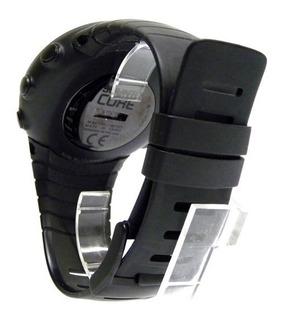 Reloj Suunto,fondo Negro,deportivo,fabricado En Finlandia.