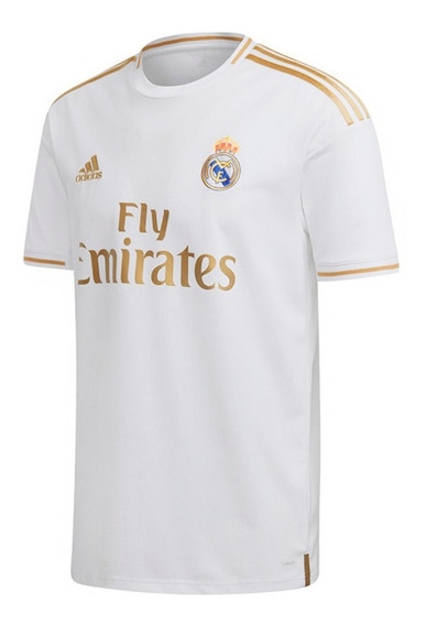 Camisa Oficial Do Real Madrid 2020 Últimas Peças Promoção