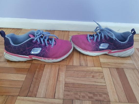 Zapatillas Skechers Talle 36 De Nena