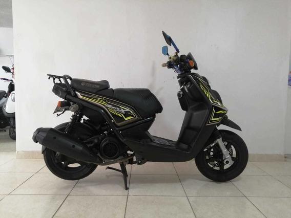 Yamaha Bws 125 2013 ¡papeles Nuevos!