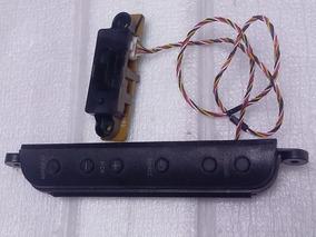 Teclado Sensor Remoto Tv Lcd Philips 32pfl3404/78