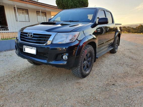 Toyota Hilux Sr 3.0 D4d 4x4 Tdi Turbo 13/14