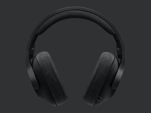 Auricular Gamer Logitech G433 Con Microfono 7.1 Negro
