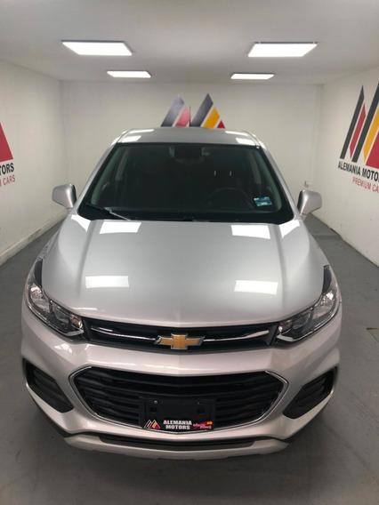 Chevrolet Trax 2017, Plata Ta