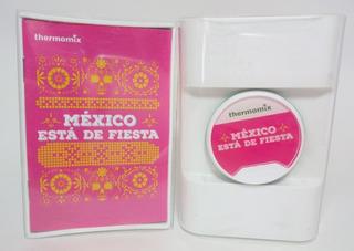 Memoria Thermomix México Esta De Fiesta