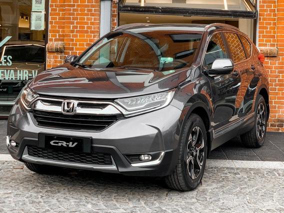 Honda Cr-v Ext 4wd 2020 0km Toda La Gama De Colores
