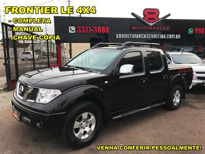 Nissan Frontier 2.5 Le 4x4 (n Hilux Ranger F250 Amarock)