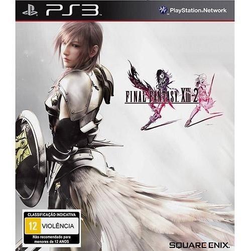 Final Fantasy Xiii-2 - Ps3 ( Usado )