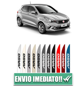 Friso Lateral Para Fiat Argo 2018