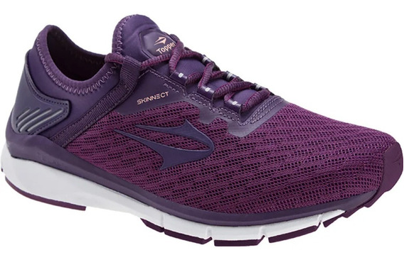 Zapatillas Topper Running Propel Ii Mujer Media Lycra Vs Col