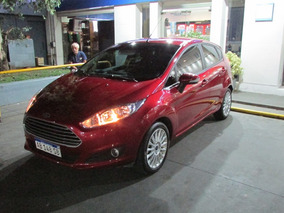 Ford Fiesta Kinetic Design 1.6 Se