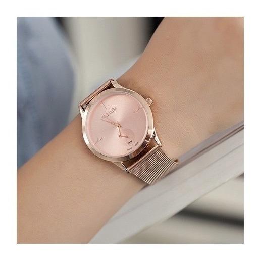 Relógio Feminino Quartz - Lindo!