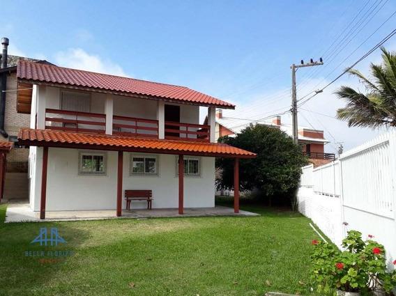 Casa À Venda/locação, 180 M² Por R$ 499.000,00 - Praia Do Santinho - Florianópolis/sc - Ca0594