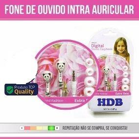 Fone De Ouvido Intra Auricular Silicone P2 Novo
