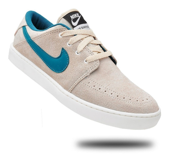 2 Pares Sapatênis Nike Sb Suketo Leather Hyperfeel Unissex