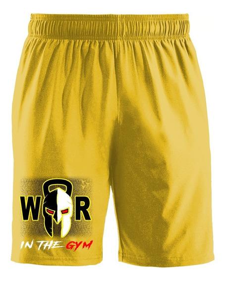 Bermuda Pantalon Corto Entrenamiento War In The Gym Genetic
