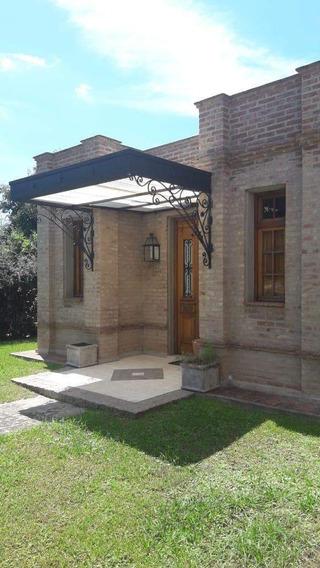 Alquiler Permanente Casa 3 Dormitorios- Country Lomas De La Carolina
