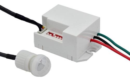 Imagen 1 de 4 de Sensor De Movimiento 360º Mini Para Incrustar