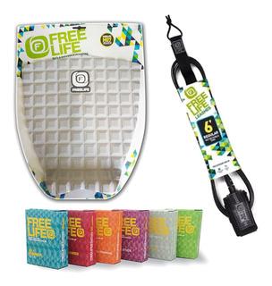 Combo Surf Primer Tabla Incluye Grip Pita Y 2 Parafinas