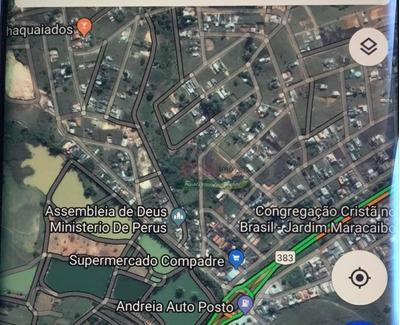 Terreno À Venda, 250 M² Por R$ 39.000 - Jardim Maracaibo - Tremembé/sp - Te0805