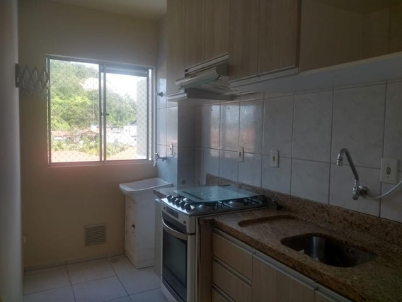 Apartamento Em Morro Da Bina, Biguaçu/sc De 43m² 2 Quartos À Venda Por R$ 112.000,00 - Ap294552