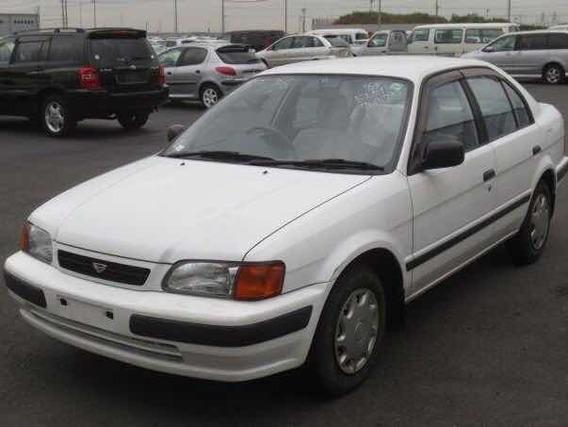Toyota Tercel Tercel 1300 Cc