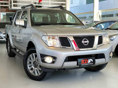 Nissan Frontier 2.5 Cd Sl 4x4 At