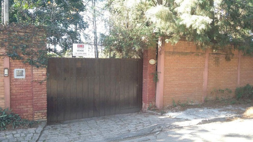 Chácara Com 4 Dormitórios À Venda, 2000 M² Por R$ 1.400.000,00 - Country  Club - Valinhos/sp - Ch0141