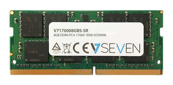 Memoria Ram 8gb V7 - - Ddr4 Sdram (v7170008gbs-sr)