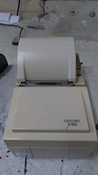 Impressora Cupom Daruma Ds348 Matricial Revisada