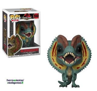Dilophosaurus Jurassic Park Funko Pop