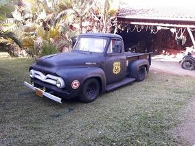 Ford F100 1955 Hot Rod V8