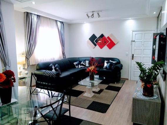 Apartamento Para Aluguel - Jardim Anália Franco, 3 Quartos, 105 - 893056650