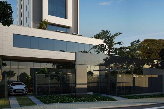 Apartamento Com 1 Dormitório À Venda, 78 M² - Funcionários - Belo Horizonte/mg - Fl0003