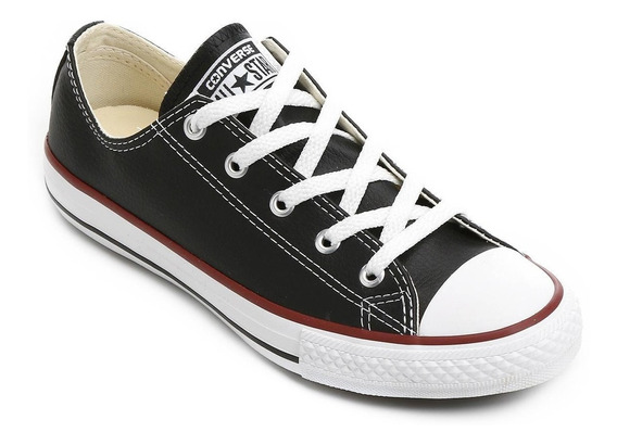 Tênis Converse All Star Chuck Taylor Ct0450 Couro Unissex