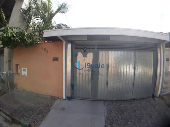 Casa Residencial À Venda, Loteamento Villa Branca, Jacareí. - Ca0752