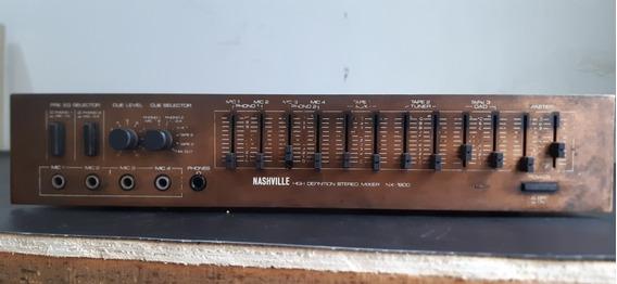 Mixer Nashville Nx-1900