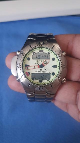 Relógio Citizen Aqualand Jp1060