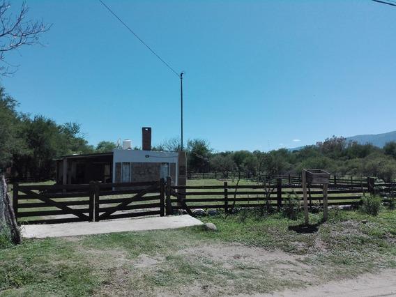 Casa De Campo P/4 Personas En Leandro N. Alem, San Luis