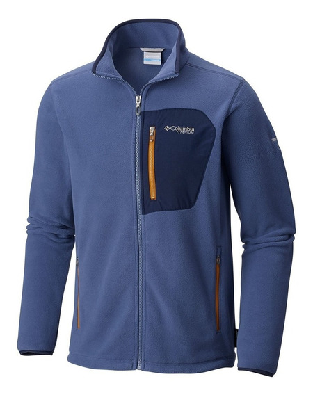 Campera Polar Hombre Columbia Titan Pass 2.0 Fleece P°