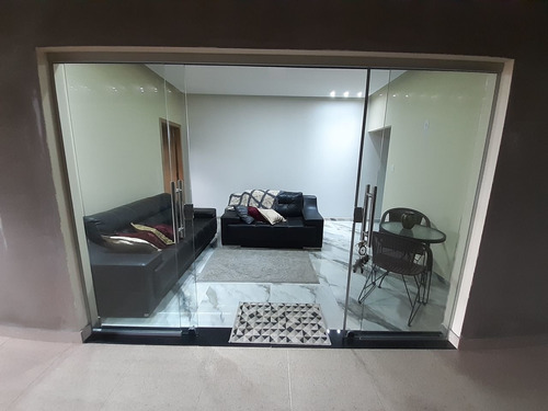 Casa Em Condomínio Com 3 Quartos Para Comprar No Santa Cruz Em Vespasiano/mg - 1327