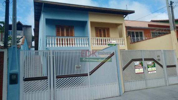 Casa Residencial Para Venda E Locação, Jardim Uirá, São José Dos Campos. - Ca1631