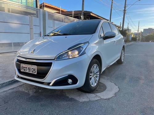 Imagem 1 de 14 de Peugeot 208 2019 1.6 16v Active Pack Flex Aut. 5p