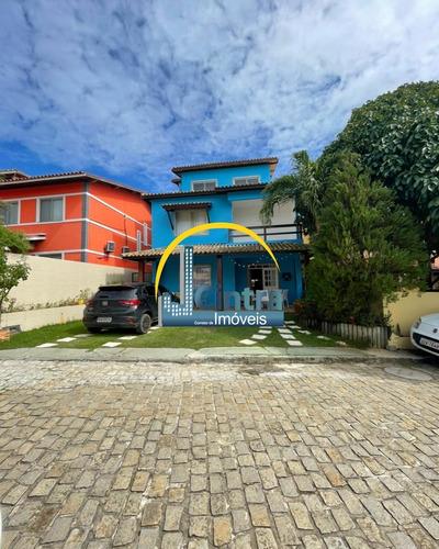 Vendo Casa Em Jardim Placaford, Condomínio Fechado, 3/4 Sendo 2 Suítes, Área Gourmet Com Pisicina E Churrasqueira, R$ 780.000,00 Financia!!! - J1186 - 69487461